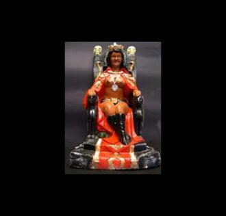 POMBA GIRA RAINHA DO TRONO DO INFERNO - BAROCCA cm 50