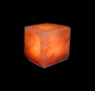 NATURAL ROCKSALT LAMP