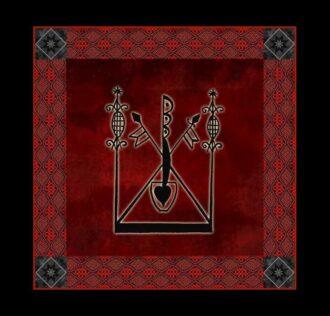 Cerimonial Cloth Veve Linglesu