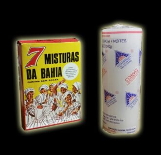 7 MISTURAS DA BAHIA - 7 BAHIA'S BLENDS