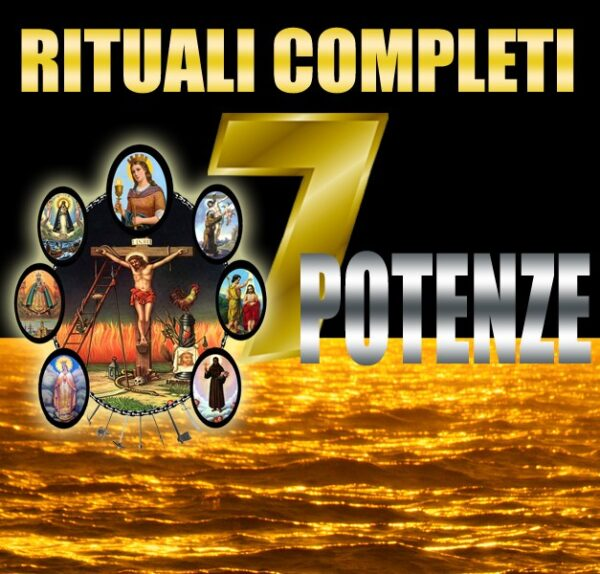 Ritual of the seven African Mights for purification