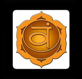 SECOND CHAKRA - Svadhistana Chakra