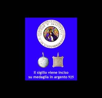 ABATE JULIO TALISMAN - BISHOP - SILVER 925 GR 3