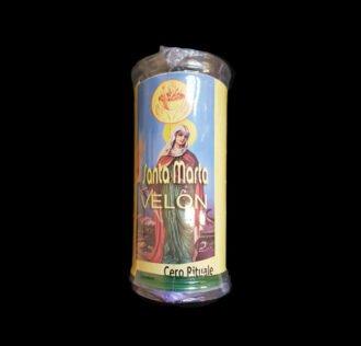 Ritualized Candles Sait Matha