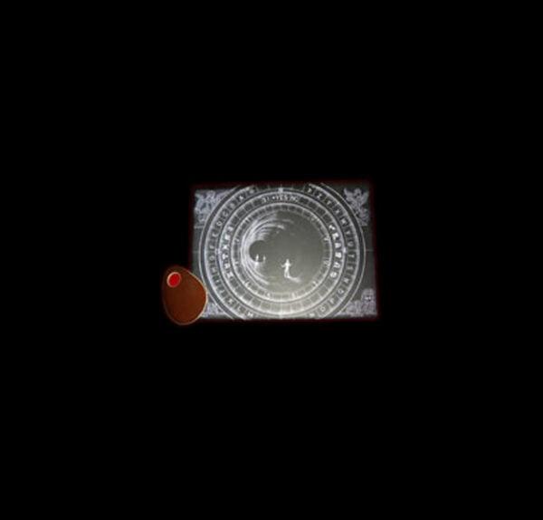 TAVOLA SEDUTA SPIRITICA - IL CICLO DELLA VITA CM 30 X 40  + MINILIBRO  + PLANCHETTE