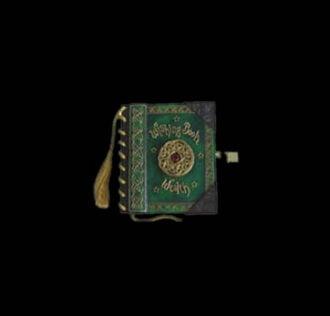 SHADOWS BOOK - green
