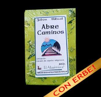 JABON ABRE CAMINOS CON ERBE - Apertura Strade