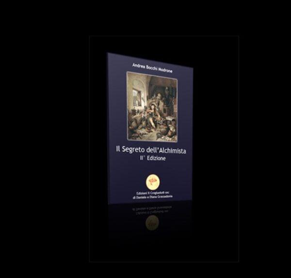 IL SEGRETO DELL'ALCHIMISTA II EDIZIONE - pag 161 - Brossura