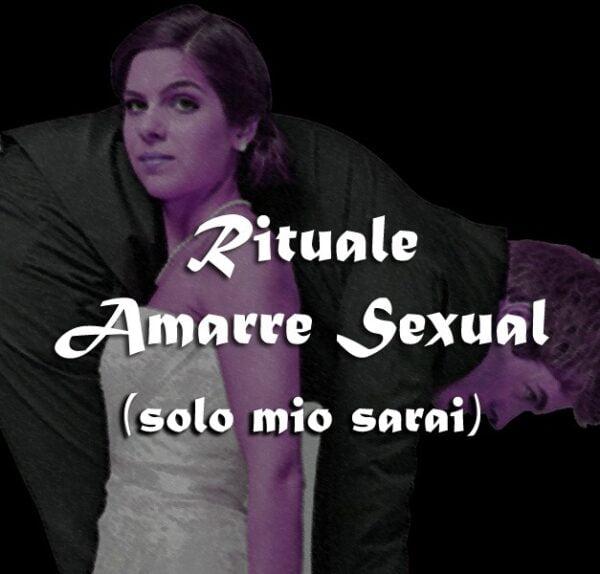 SEXUAL BINDING RITUAL