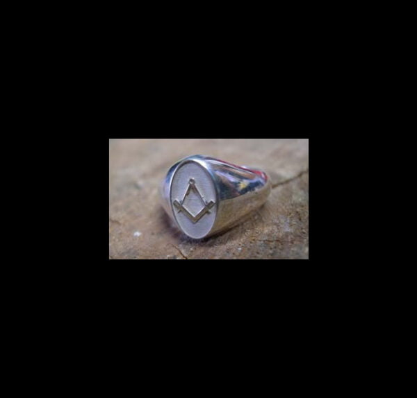MASSON SILVER RING