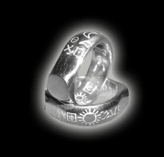 King Solomon's Ring - Silver 925