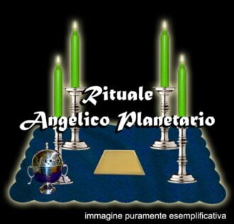 PLANETARY ANGELIC RITUAL - ARCANGEL GABRIEL