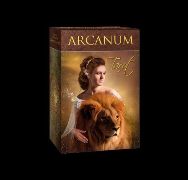 ARCANUM BOXSET - DECK OF TAROTS AND BOOK