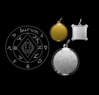 Aurum money talisman