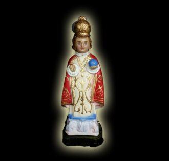MENINHO JESUS DE PRAGA (DAUM) - cm 20
