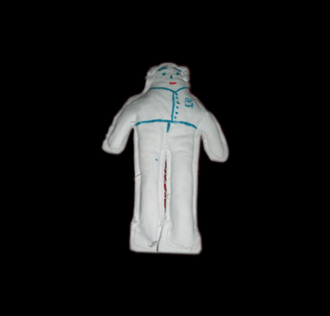 VOODOO DOLL - MALE WHITE CM 20