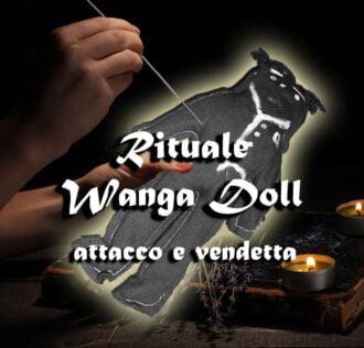 Voodoo Doll ritual - Attack /Wanga Doll