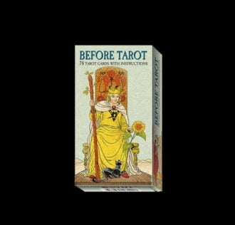 BEFORE TAROT 78 cards