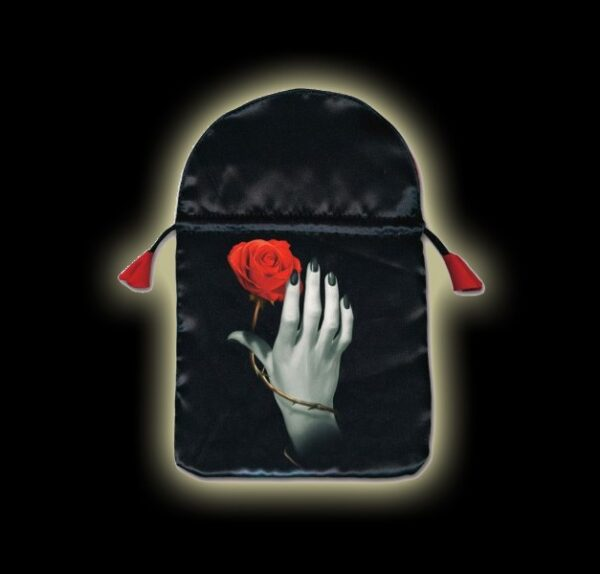 TAROT BAG - ROSE HAND