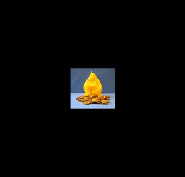 BUDA DO DINHEIRO - CM 12 - Color giallo