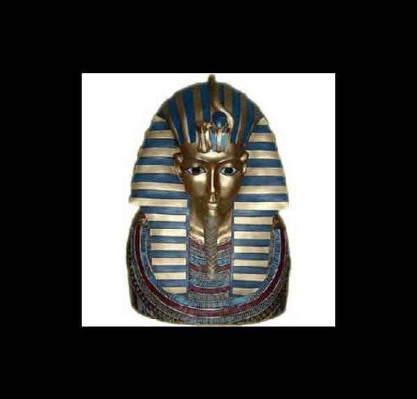 Busto Faraone Tutankamon cm 67 (vetroresina)