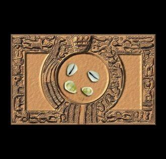 Jogo Dos Buzios - Four Seashells Oracle