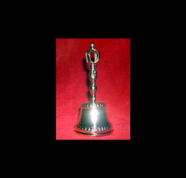 Brass bell 18 cm