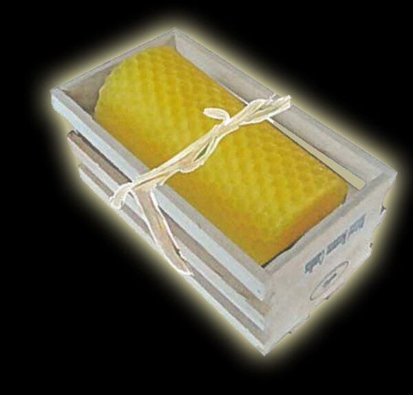 VOTIVE CANDLE  BEESWAX