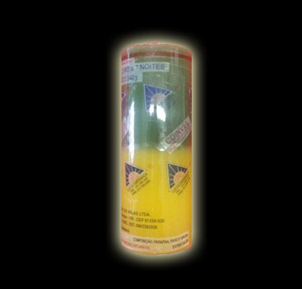 SETE DIAS AMARELA/VERDE (gialla/verde)