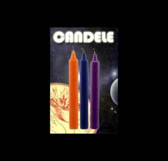 CANDLE OF MERCURY KIT - PURPLE - CM 19 X 2,2 FULL COLOR