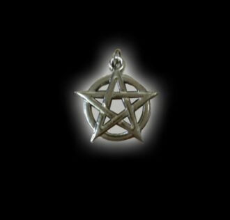 PENTAGRAM PENDANT (FIVE-POINTED STAR) METAL