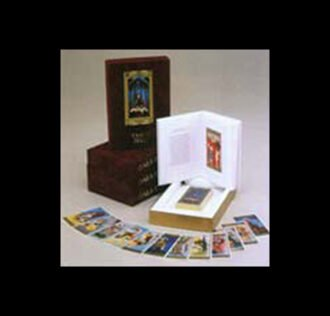 DALI TAROT BOXSET - DECK OF CARDS ANDN BOOK