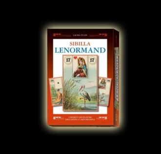 LENORMAND SIBILLA - BOOK AND TAROT