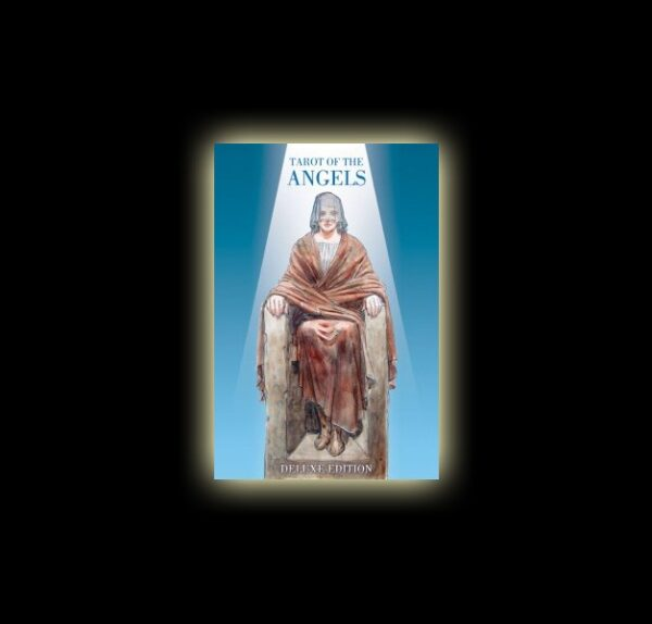 BOX THE ANGEL TAROT - TAROT DEK AND BOOK