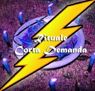 CORTA DEMANDA RITUAL