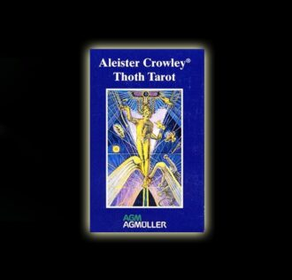 TAROT OF THOTH DI ALEISTER CROWLEY - 78 CARDS