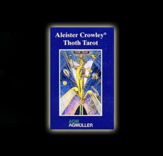 TAROCCO DI THOTH DI ALEISTER CROWLEY - 78 CARTE