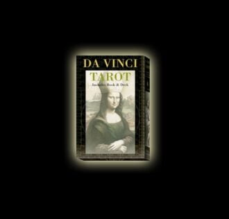 BOX DA VINCI TAROT - TAROT DEK AND BOOK