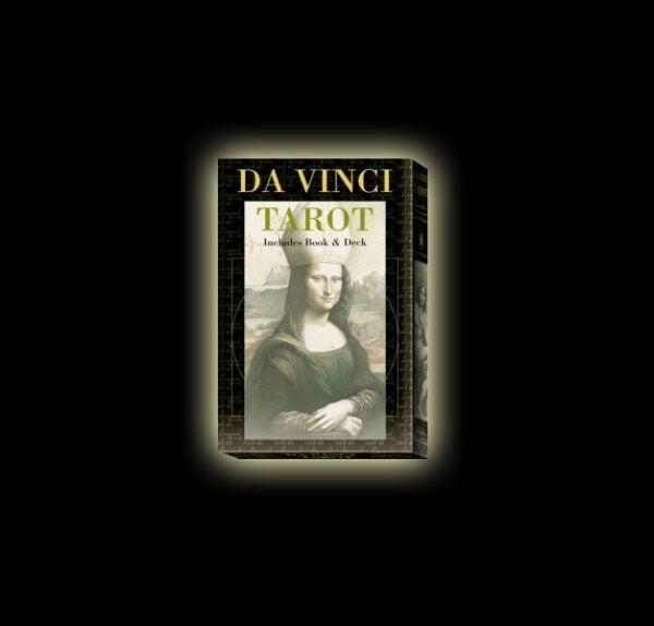 BOX DA VINCI TAROT - TAROT DEK AND BOOK