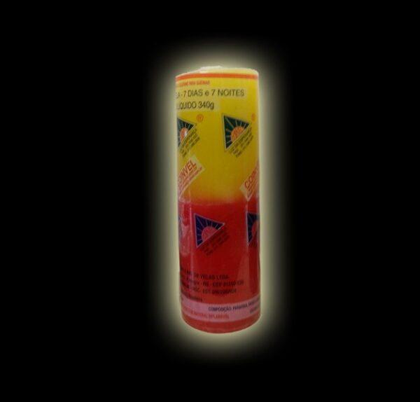 AMARELA/VERMELHA( yellow and red)