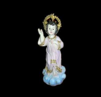 Holy child of Colombia (Divino nino de Colombia) Statue 19 cm