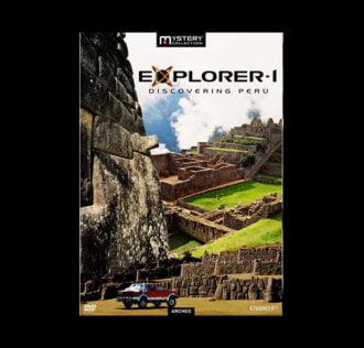 EXPLORER I - DISCOVERING PERU'