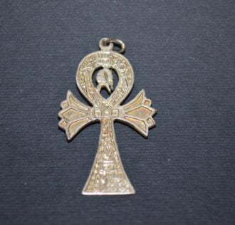 EGYPTIAN ANKH CROSS silver 925 gr. 7.2