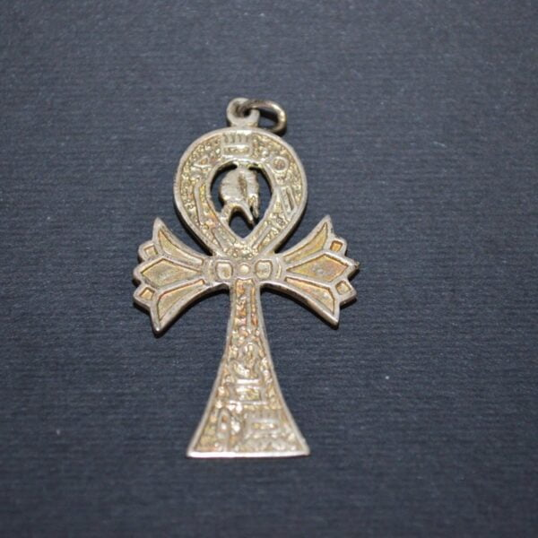 EGYPTIAN ANKH CROSS silver 925 gr. 7.2