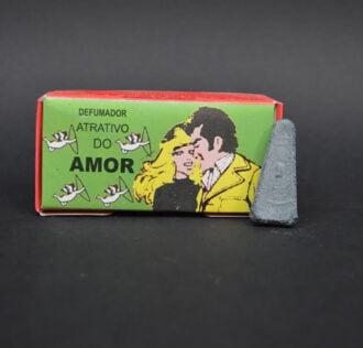 DEFUMADOR - ATRATIVO DO AMOR