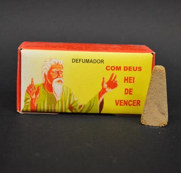 DEFUMADOR - HEI DE VENCER
