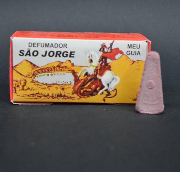 DEFUMADOR - SÃO JORGE - SAN GIORGIO - OGUM