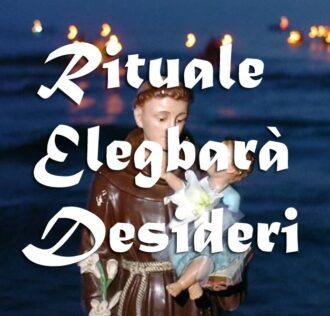 Great Ritual of Elegbara' desires