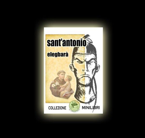 COLLEZIONE MINILIBRO SANT'ANTONIO ELEG BARA'    ***VERSIONE EBOOK***