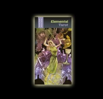 THE TAROT OF ELEMENTS - 78 CART